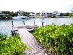 Old Fort Bay Canal Front Home For Sale