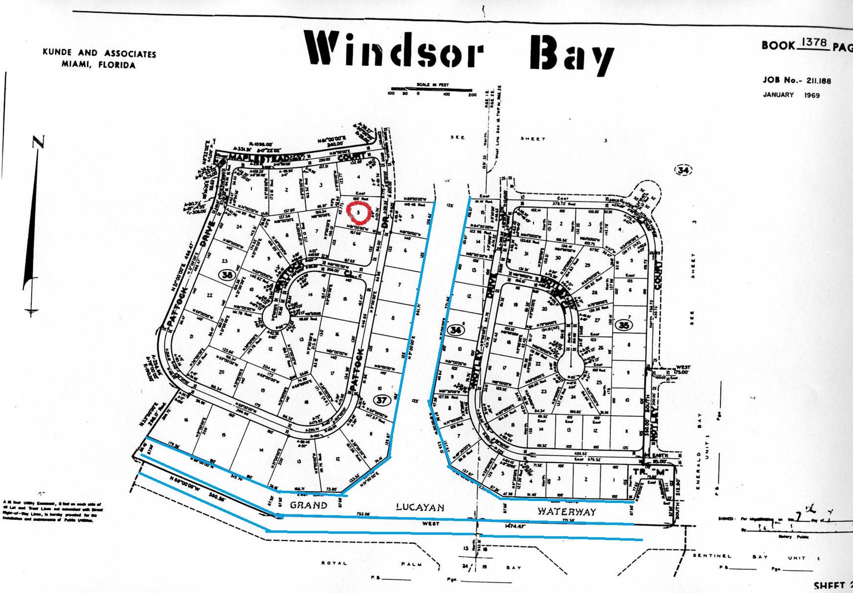 Windsor Bay, Block 38, Lot 5